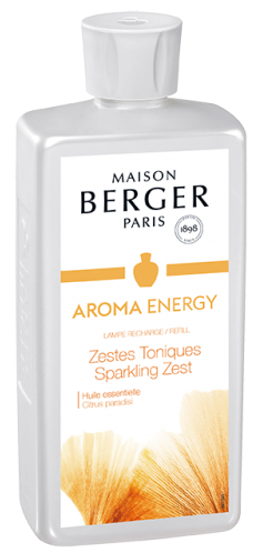 Lampe Berger navulling Aroma Sparkling Zest 500 ml