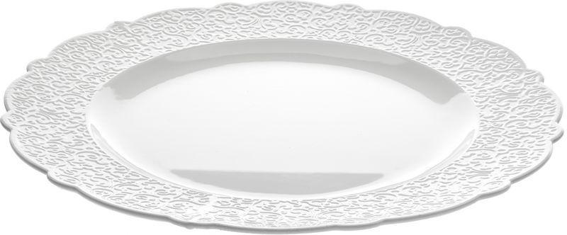 Alessi serveerbord Dressed Ø 33.5 cm