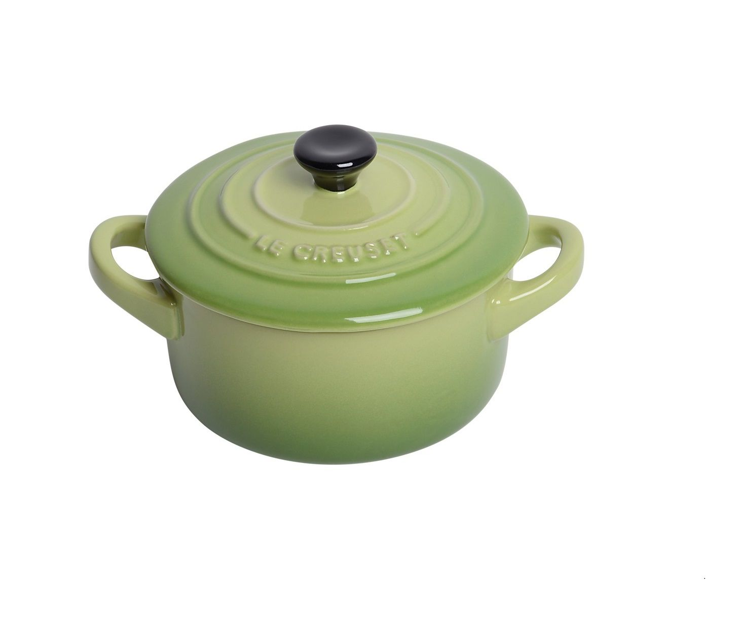 Le Creuset mini braadpan palm