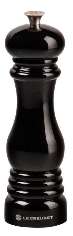 Le Creuset pepermolen zwart 21 cm