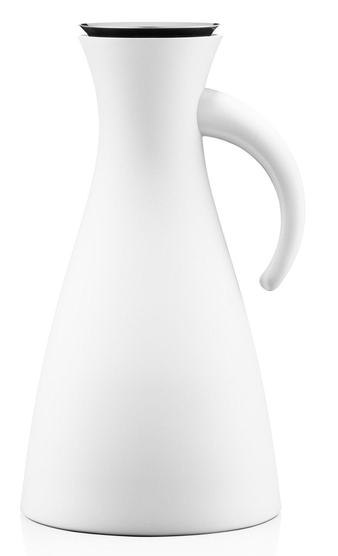 Eva Solo Thermoskan Vacuum Smal Mat Wit 1 liter