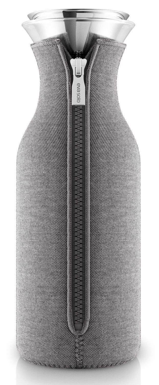 Eva Solo Fridge Karaf Drupvrij Neoprene Dark Grey 1 liter