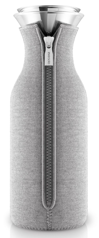 Eva Solo Fridge Karaf Drupvrij Neoprene Light Grey 1 liter