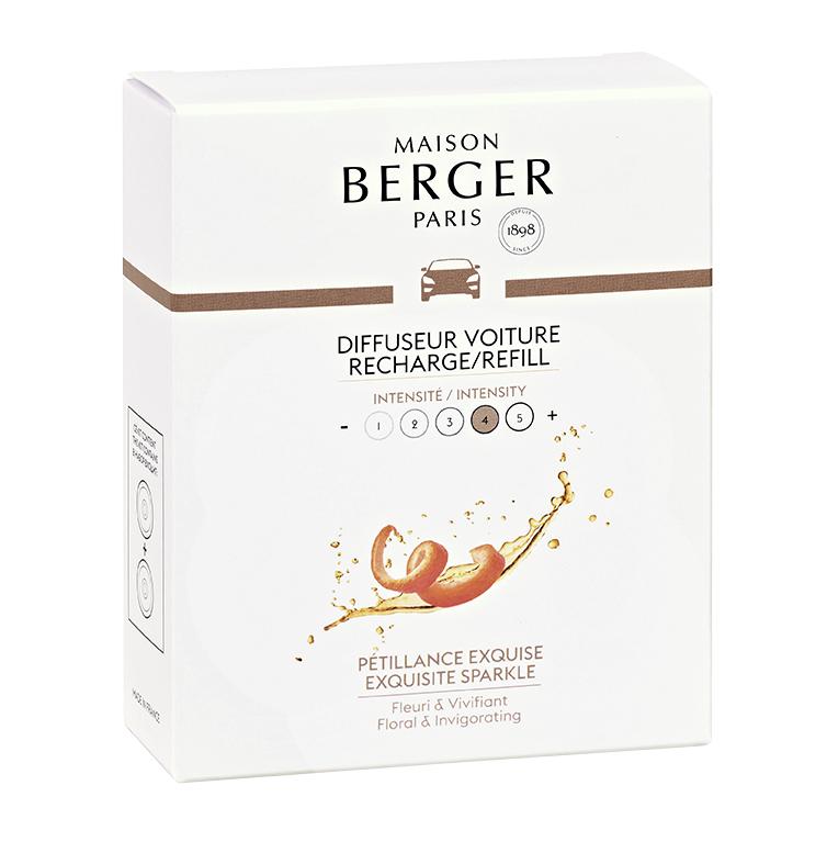 Maison Berger autoparfum Exquisite Sparkle
