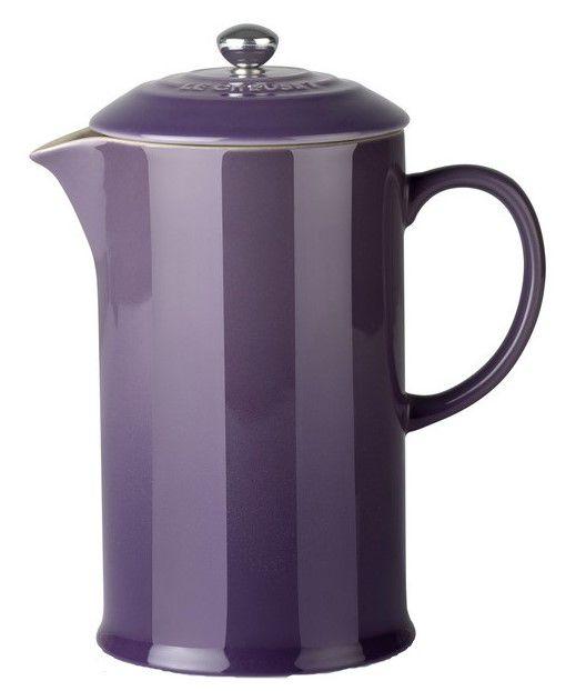 Le Creuset cafetière ultra violet 0.8 liter