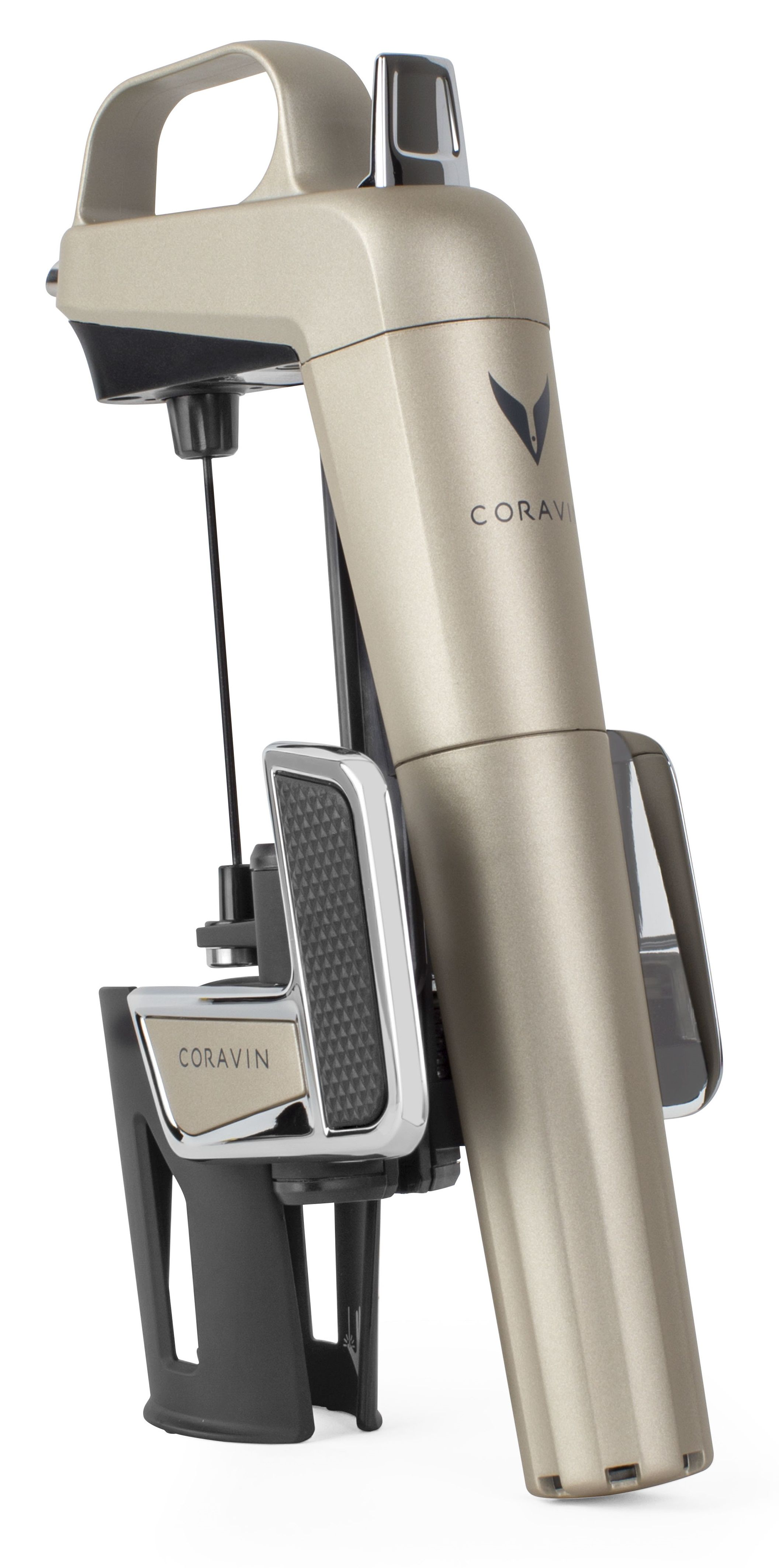 Coravin wijnsysteem Model Two Elite champagne