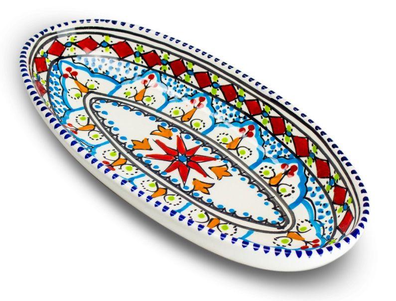 Dishes_Deco_Ovale_Schaal_Mehari_30_cm