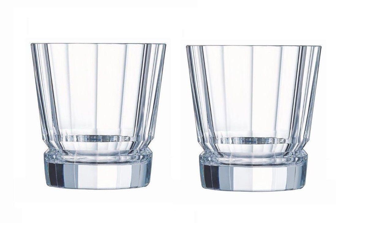 Cristal d'Arques whiskyglazen 32 cl - 2 stuks