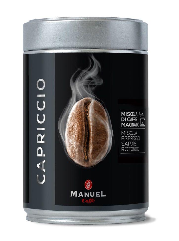 ManuelCaffeCapriccio250Gram
