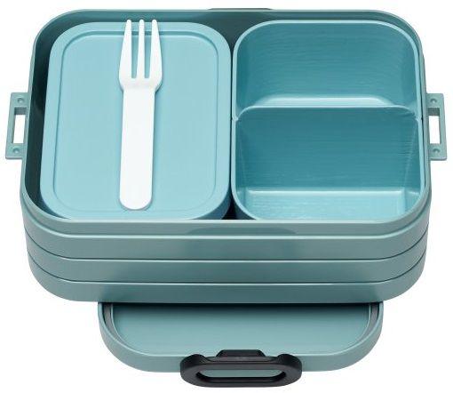 nieuw 100% origineel behoorlijk goedkoop Mepal Bento Lunchbox Take a Break Midi Groen Kopen? Cookinglife