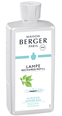 Lampe Berger navulling Summer Rain 500 ml