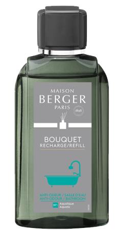 Maison Berger navulling Anti-Odour badkamerluchtjes 200 ml