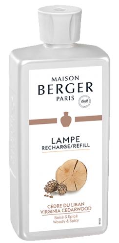 Lampe Berger navulling Virginia Cedarwood 500 ml