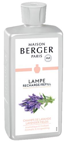Lampe Berger navulling Lavender Fields 500 ml
