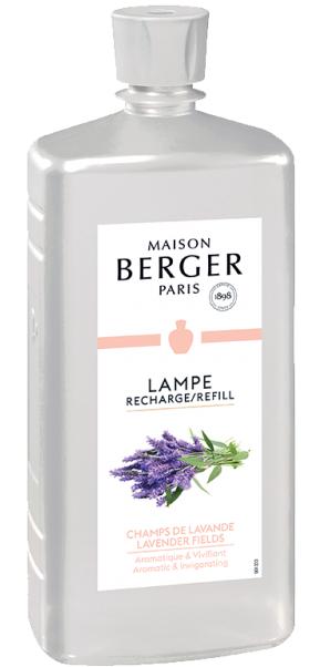 Lampe Berger navulling Lavender Fields 1 liter