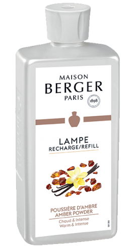 Lampe Berger navulling Amber Powder 500 ml