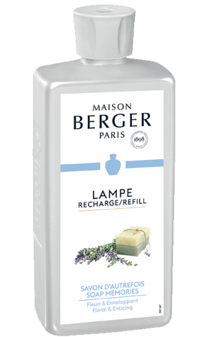 Lampe Berger navulling Soap Memories 500 ml
