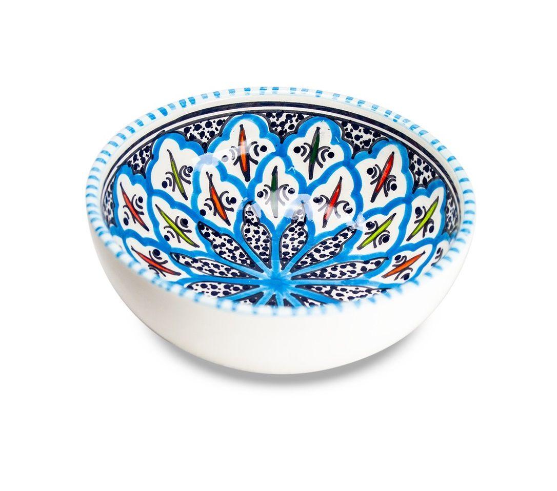 Dishes_Deco_Tapasschaaltje_Turquoise_Blue_Fine_15_cm