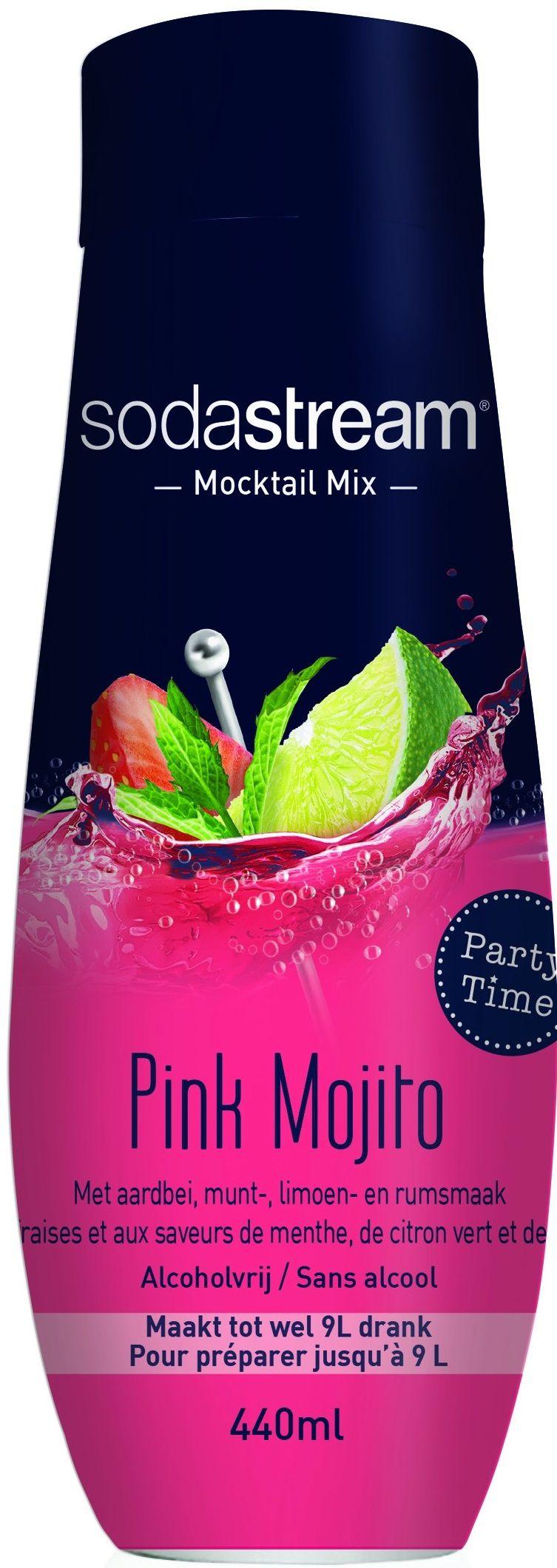 Sodastream Siroop Pink Mojito 440 ml