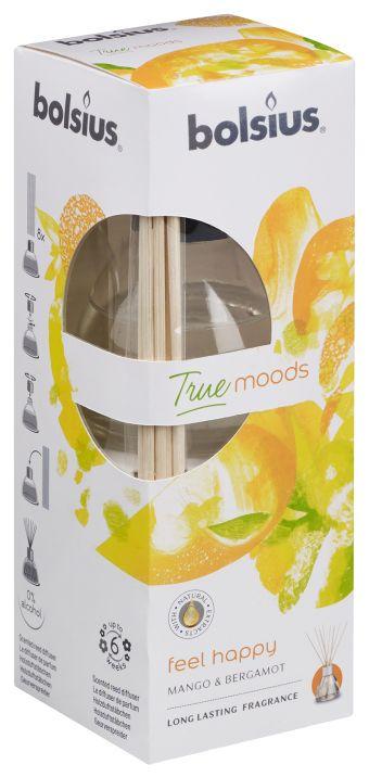 true moods feel happy geurstokjes
