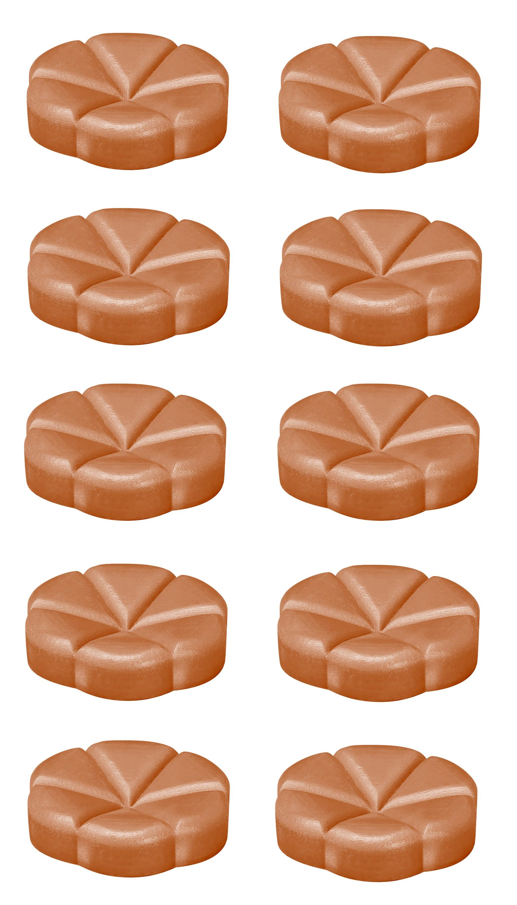 Bolsius geurchips Creations Plum & Almond Pie - 10 stuks