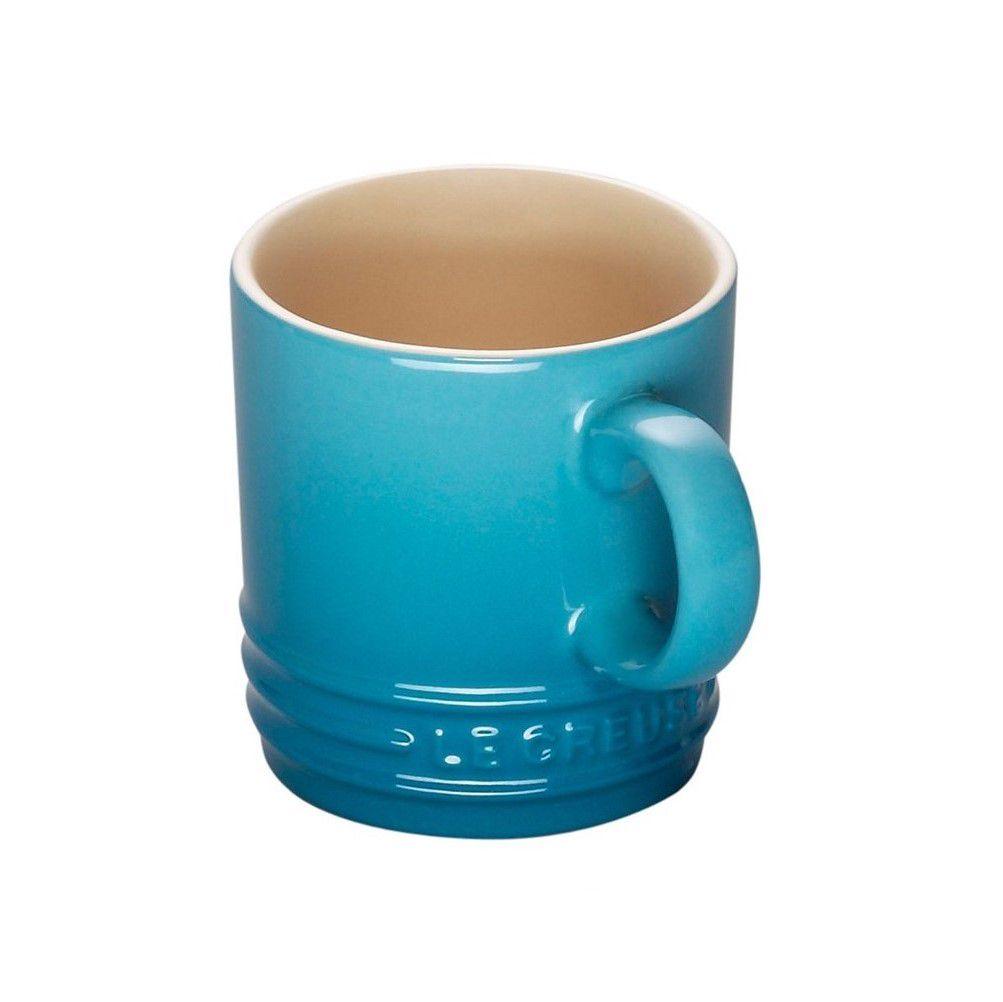 Le Creuset koffiebeker caraïbisch blauw 20 cl