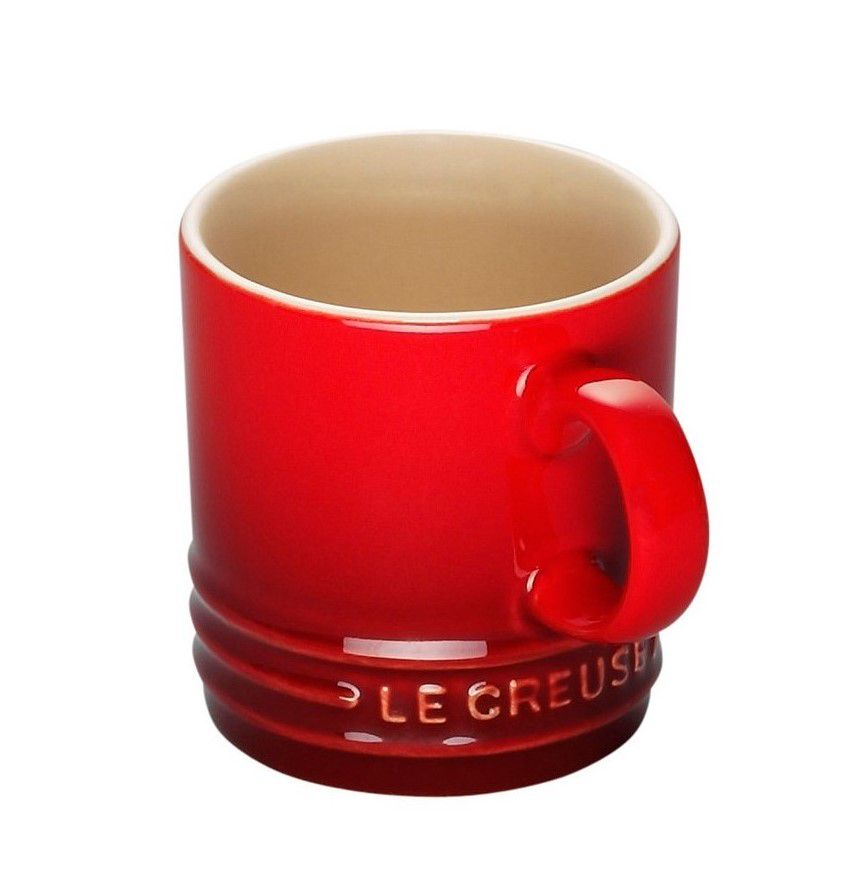 Le Creuset theemok kersenrood 35 cl