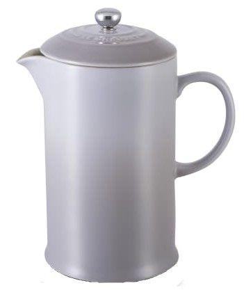 Le Creuset cafetière grijs 0.8 liter