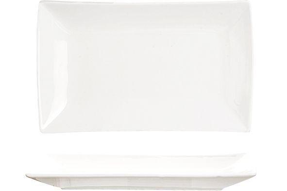 Bord avantgarde rechthoek 15X25cm