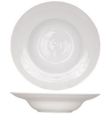 Pastabord Circles White
