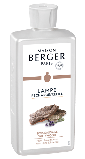Lampe Berger navulling Wild Wood 500 ml