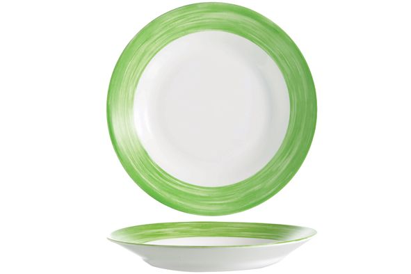 diep-bord-brush-groen