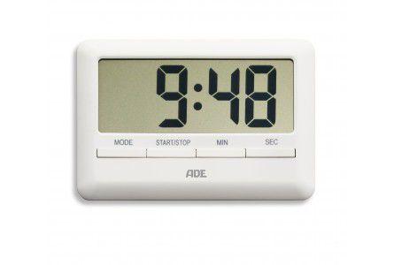 Digitale Kookwekker Wit Met Alarm Magneet