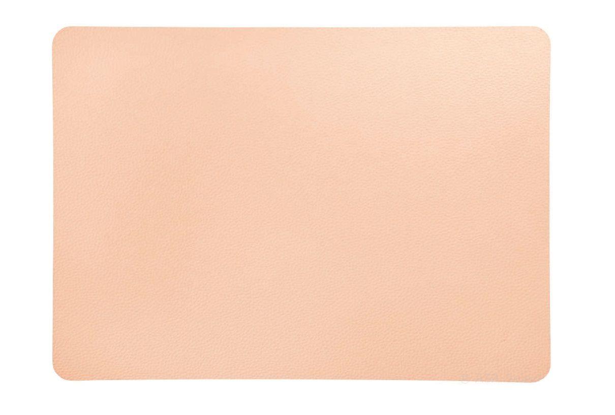 ASA Selection Placemat Leer Rose 33 x 46 cm