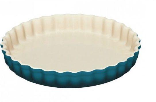 Le Creuset Taartvorm Blauw 28 cm