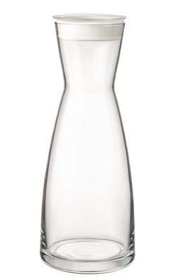Bormioli Karaaf Ypsilon Wit - 1 Liter