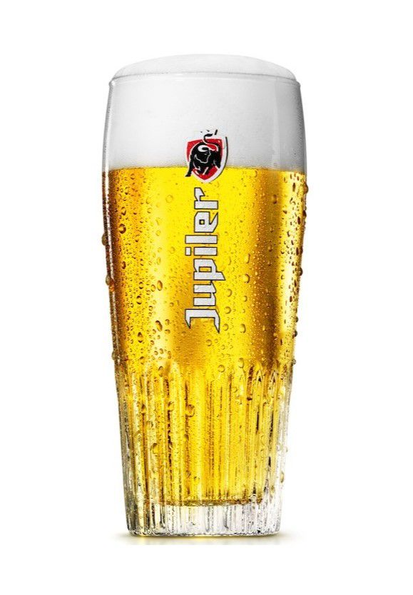 Jupiler Bierglas 33cl