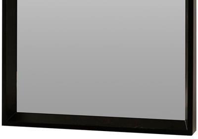 house doctor spiegel pro zwart 40x60 meubelen verlichting. Black Bedroom Furniture Sets. Home Design Ideas