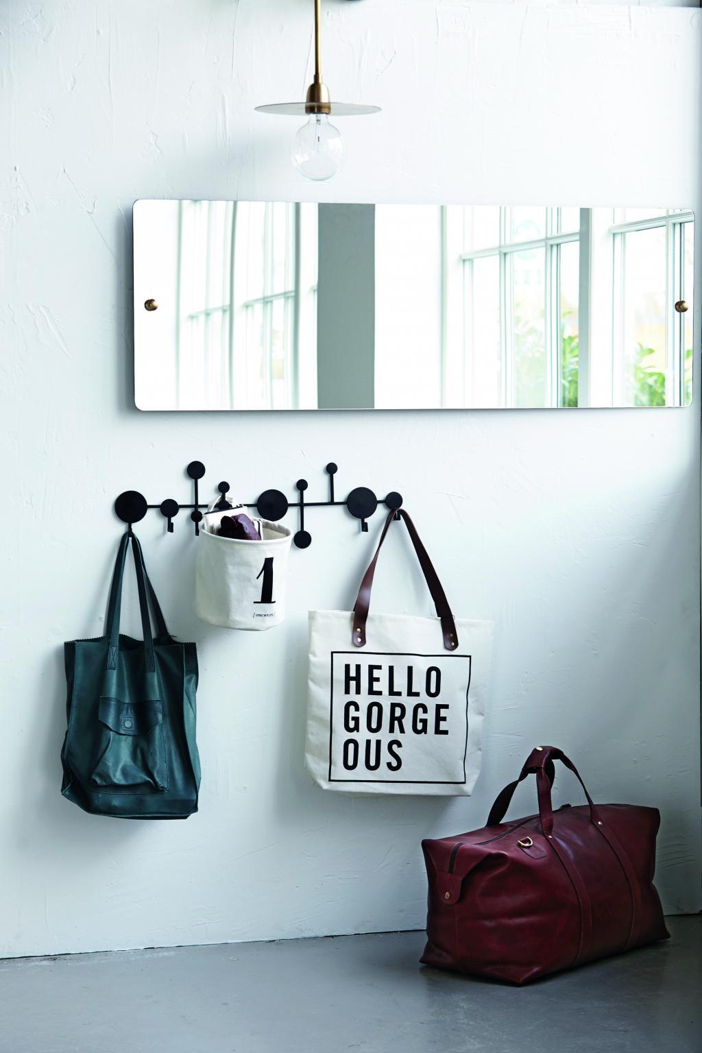 House doctor spiegel frameless glas 45x170 designwonen for House doctor verlichting