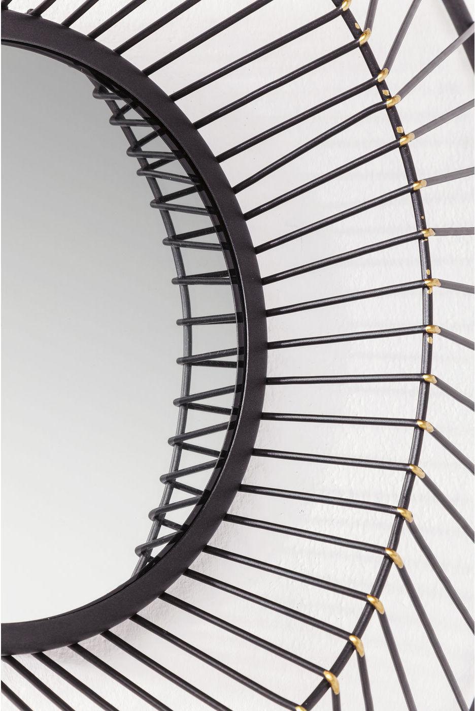 kare design spiegel filo 61cm meubelen verlichting. Black Bedroom Furniture Sets. Home Design Ideas