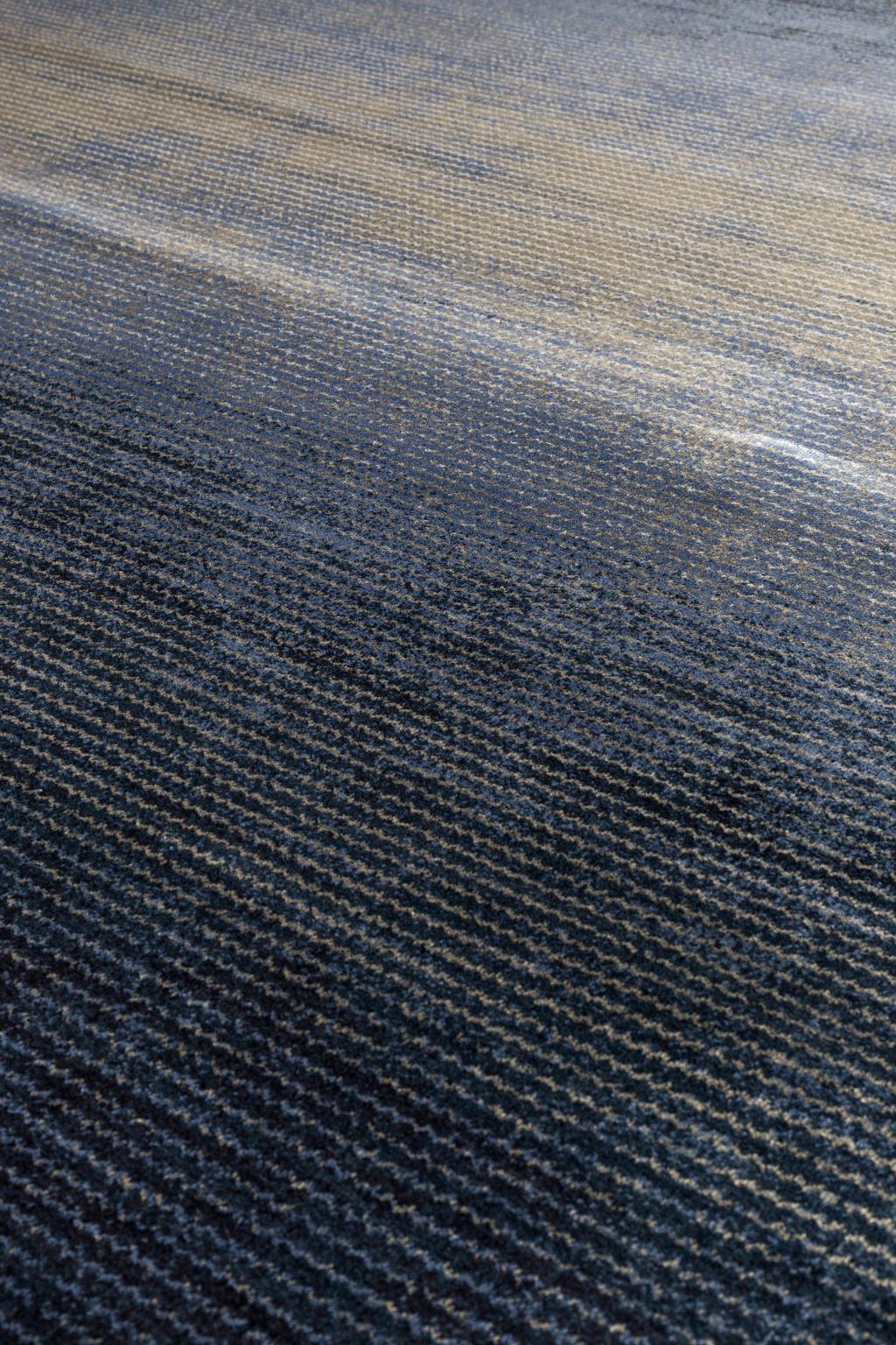 zuiver teppich obi blau 200 x 300 cm. Black Bedroom Furniture Sets. Home Design Ideas