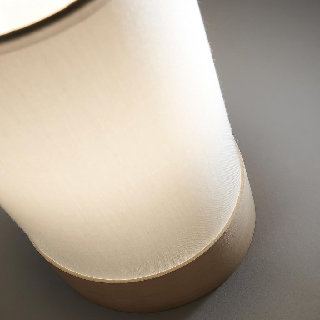 laforma tischlampe stas wei naturell la forma. Black Bedroom Furniture Sets. Home Design Ideas