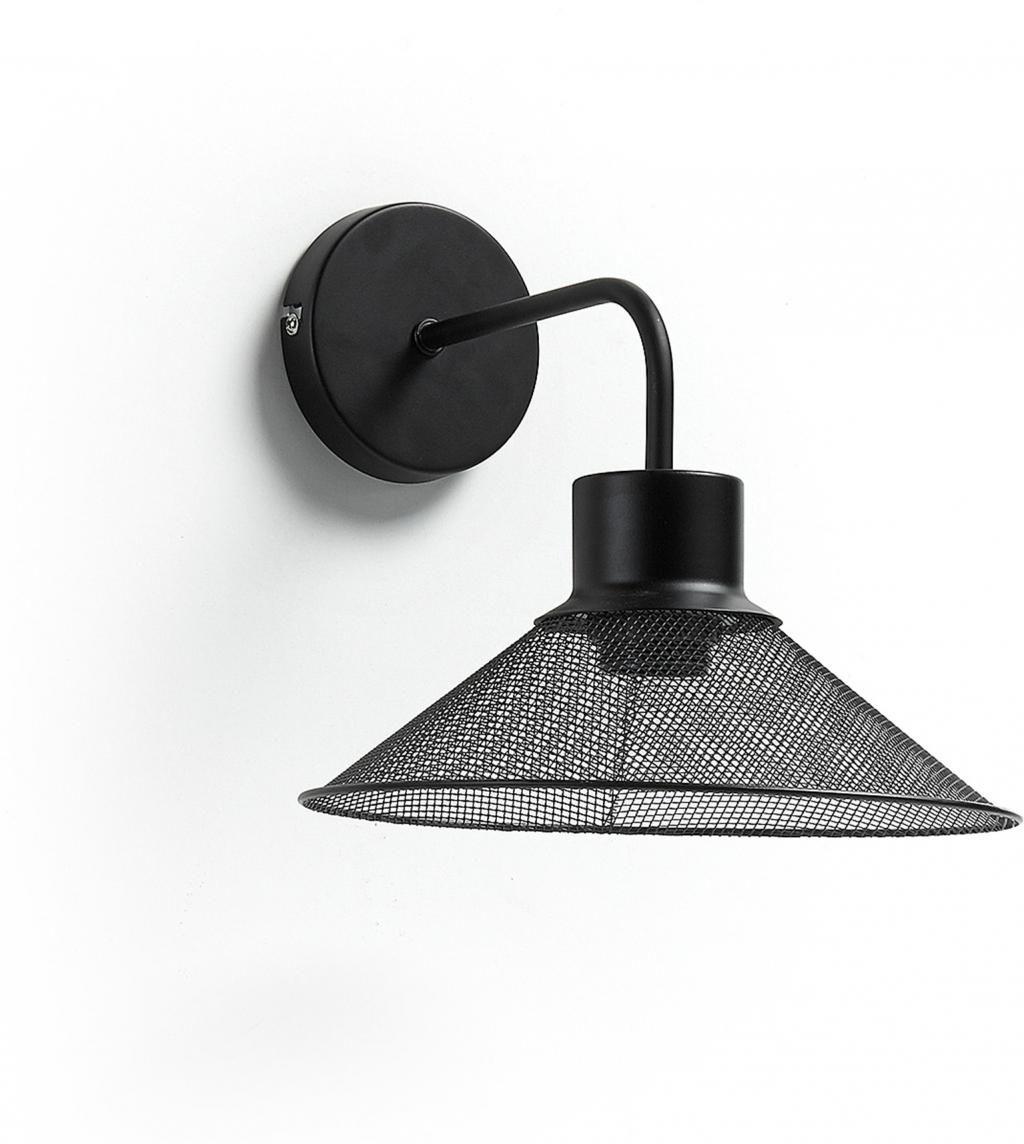 Laforma wandlamp modo zwart la forma for Modo 10 outlet