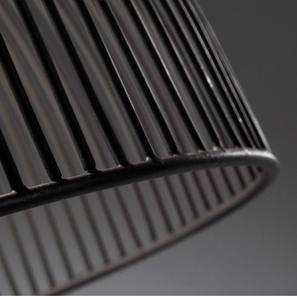 laforma h ngelampe elch b schwarz metall la forma. Black Bedroom Furniture Sets. Home Design Ideas