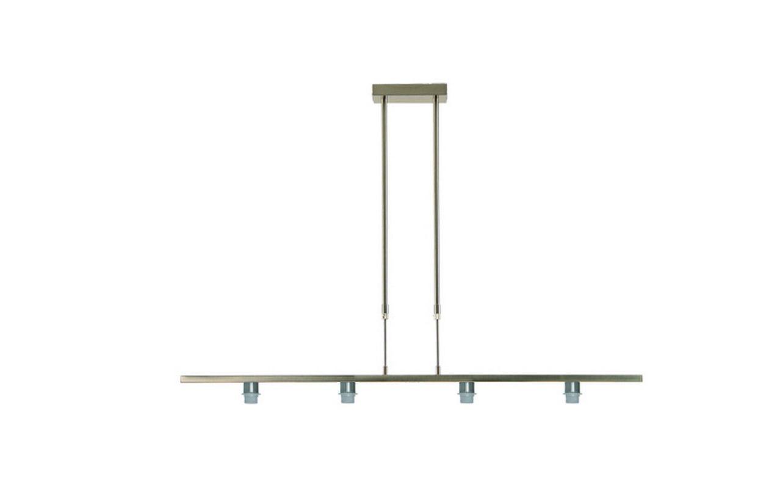 Hanglamp H7304S Tessuto Staal 4xE27