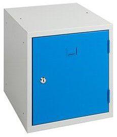 Lockerkast Stapelbaar 1 Deurs 38 x 38 x 38 in 3 kleur combinaties