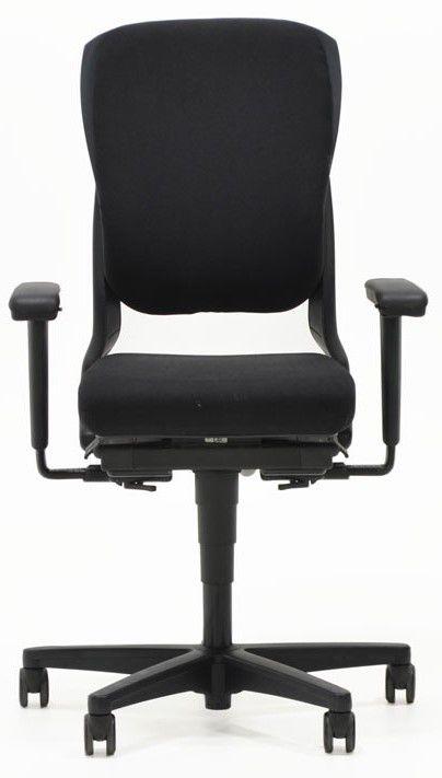Bureaustoel Ahrend 220 Zwart Refurbished zwart
