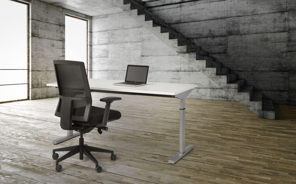 Bureau Easy 120x80cm Leverbaar in 30 Kleur Combinaties 2