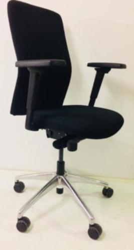 Bureaustoel Zwart Gebruikt