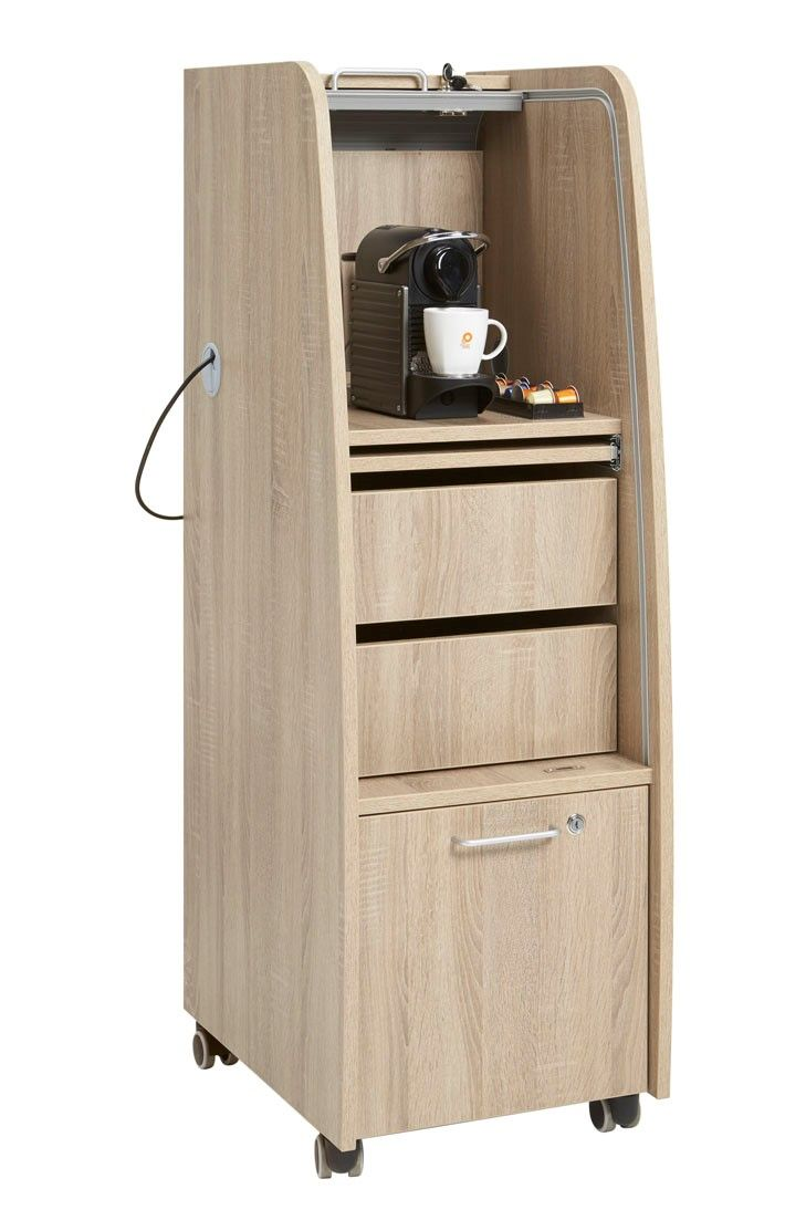 Koffie Trolley verrijdbaar 113X43X56cm 1